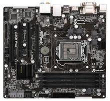 ASROCK motherboard B85M Pro4 /B85 chipsets/LGA 1150 /DDR3(China (Mainland))