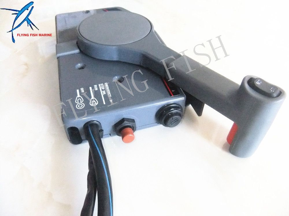703 48205 16 00 703 48207 remote control box assy for for Yamaha 703 remote control assembly