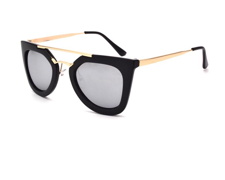 2016 New Vintage Sunglasses Women Brand Designer Coating UV400 Sun Glasses Fashion Eyewear Elegant Goggles Oculos de sol(China (Mainland))
