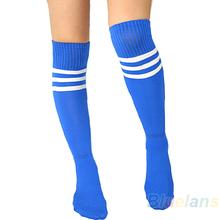 HOT Soccer Baseball Football Basketball Sport Over Knee Ankle Men Women Socks 02XU