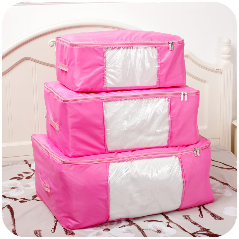 New Brand Storage Organization/Designer Flower Printed Quilt Storage Bags/High Quality Storage bags(China (Mainland))