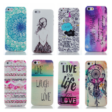 2015 Newest Luxury Transparent Case For Apple iPhone 5 5S SE Cover Hard Plastic Case For iPhone5 iPhone5S Case Cover(China (Mainland))