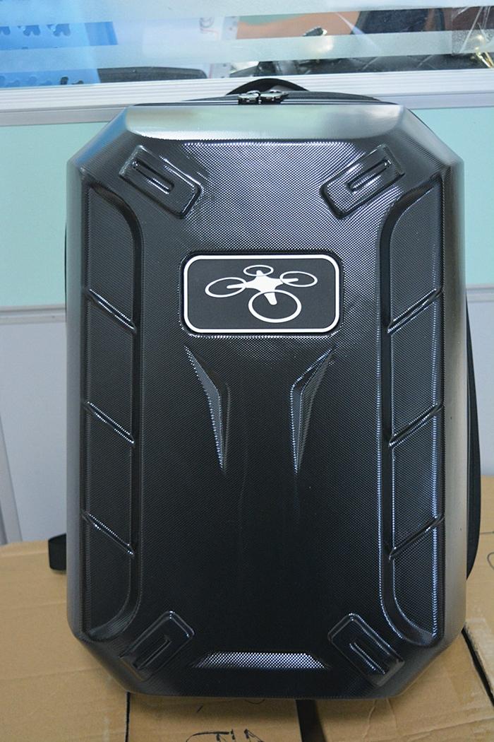 2015 phantom 3 Hardshell Bag Backpack Shoulder Carry Case Hard Shell Box for DJI Phantom 3 FPV Drone Quadcopter