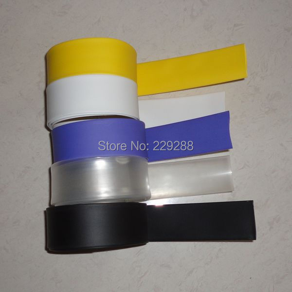 500CM ASSORTED HEAT SHRINK TUBE 20MM TATTOO MACHINE COIL PART 01 AIR MAIL(China (Mainland))
