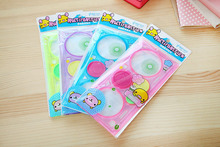 3pcs/Lot Interesting Puzzle Spirograph Children Drawing Plastic Ruler Can Improve The Child'S Start Work Ability(China (Mainland))