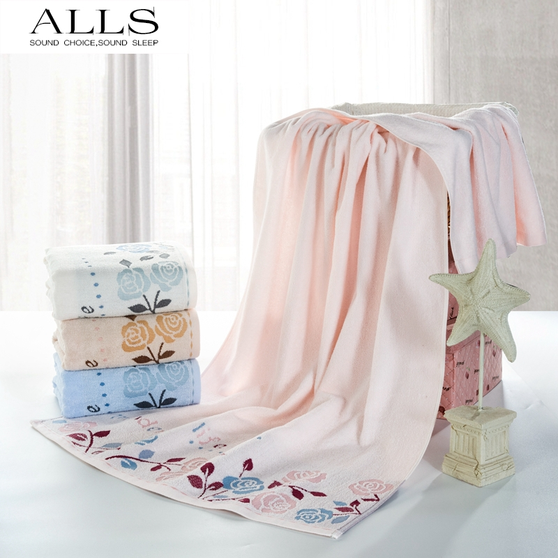 70 140cm 100  cotton bath towels for adult plaid beach towel large christmas towel. towel exporters Picture   More Detailed Picture about 70 140cm 100