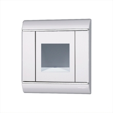 Scinder Electric white S9 series fashion new wall switch tail lights (light)(China (Mainland))