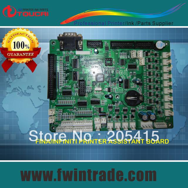 Fina320SW Assistant Board