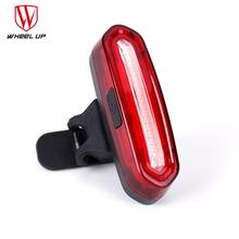 Buy WHEEL UP 2017 New Bike Light Waterproof Rear Tail light Led Usb Chargeable Mountain Bike Cycling Light Tail-lamp Bicycle Light for $6.94 in AliExpress store