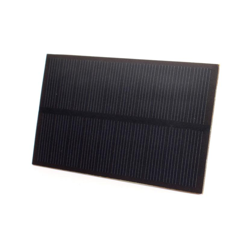 Solar Panel Module Solar System Cells Epoxy Charger 5V 1W DIY 107mmx61mm #67723(China (Mainland))