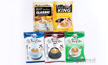 Super experience 23 kinds of different taste white coffee 510g more origin and brands Instant coffee