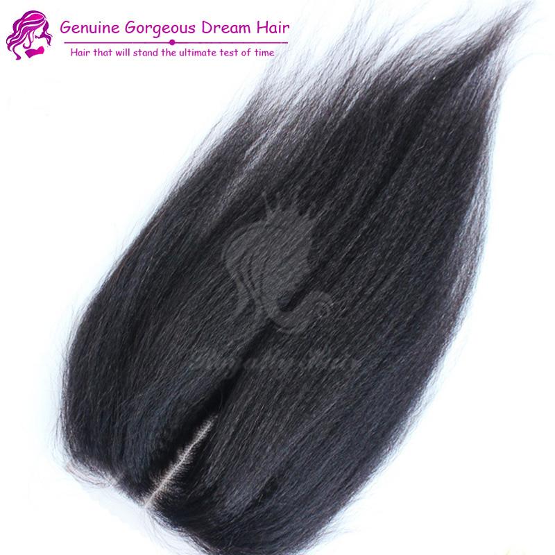 Coarse hair texture