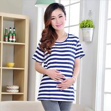 2016 Summer Cotton women Nursing Clothes Breastfeeding Tops Clothing Maternity T-shirts for Pregnant Women Nursing Top Shirt(China (Mainland))