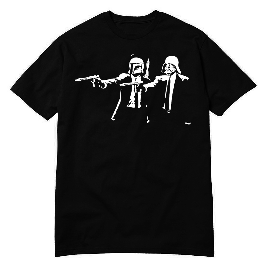 Fashion Men T Shirts Star Wars Darth Vader Tees Tshirts Yeezus Clothing Breaking Bad Camiseta(China (Mainland))