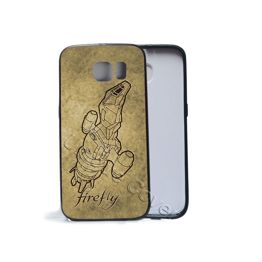 Firefly Serenity Case for Samsung Galaxy S4/5/6/7 S6/7 edge plus TPUPC Firefly Serenity Phone Cover for Galaxy Note 3/4/5 Case(China (Mainland))