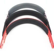 Replacement top Headband Head Band Headphone Parts for Beat MIXR Headphones Headset Black White and Red to Choose