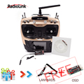 Original RC helicopter Remote Control Radiolink AT9S 2 4GHz 9ch RC Transmitter with OSD DIY Quadcopter