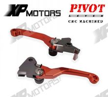 Variety Colors For KTM 450SMR 2009 Dirt Bike Motocross Flex Pivoting Brake Clutch Levers(China (Mainland))
