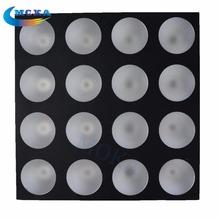 2pcs/lot LED Matrix Blinder light 4x4 LED Matrix RGB for Dj LED Effect Light(China (Mainland))