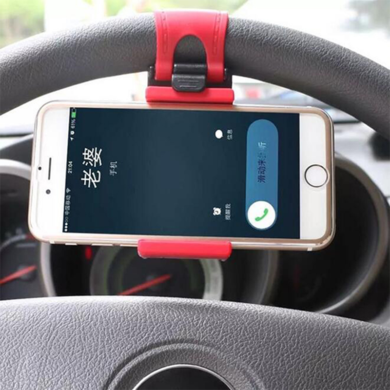 Car Phone Holder Silicon Case For iPhone 6 6S 7 Plus 5S SE 5C 4S For Samsung Galaxy GS7 S6 For xiaomi redmi 3 3s note2 3(China (Mainland))