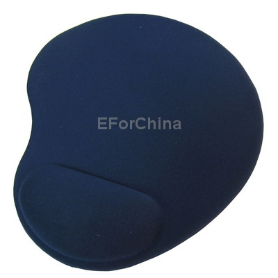 High Quality Hot Cloth Gel Wrist Rest Mouse Pad Mat(China (Mainland))