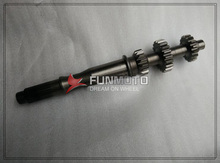 gearshift spindle engine gear of CFMOTO CF X5 CF500-5A engine parts