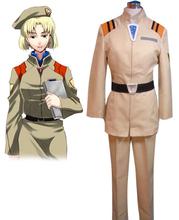 Neon Genesis Evangelion NERV Uniform Cosplay Costume