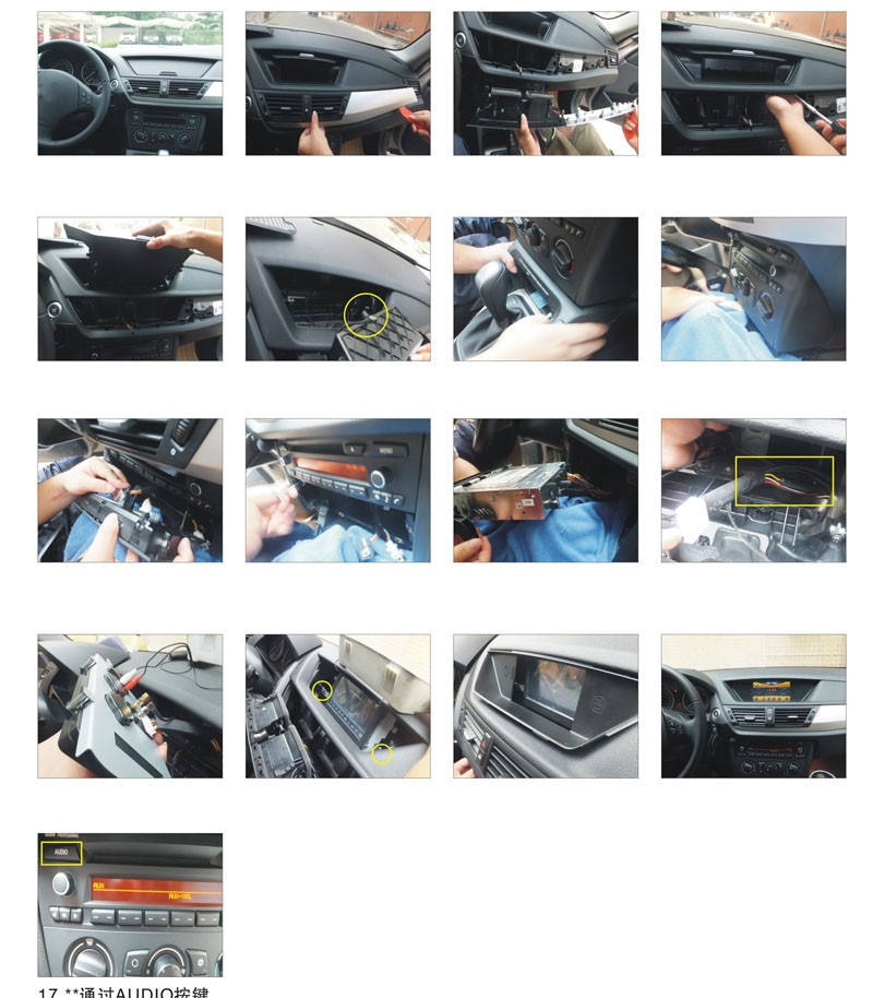 Upgraded Original Car multimedia Player Car GPS Navigation Suit to Bmw X1 E84 Support WiFi Smartphone Mirror-link Bluetooth