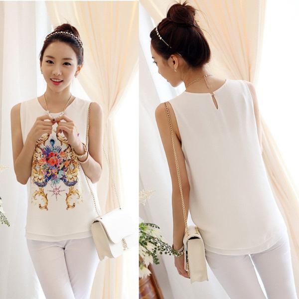 2015 Summer New Fashion Korean Style Blouses Women 39 S