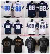100% Stitiched,High quality,Dallas Cowboys Dez Bryant for mens(China (Mainland))