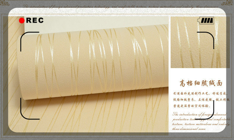 Fashion style pvc self adhesive waterproof wallpaper for Pictures suitable for kitchen walls