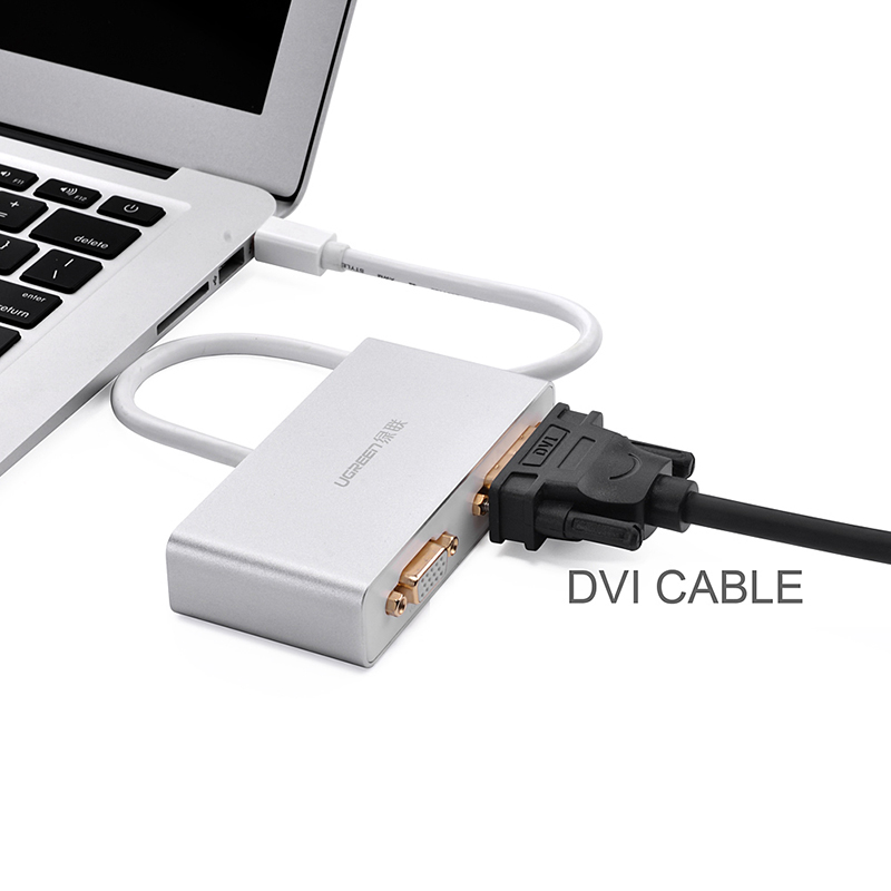 Buy ugreen thunderbolt mini displayport - Is the thunderbolt port a mini displayport ...