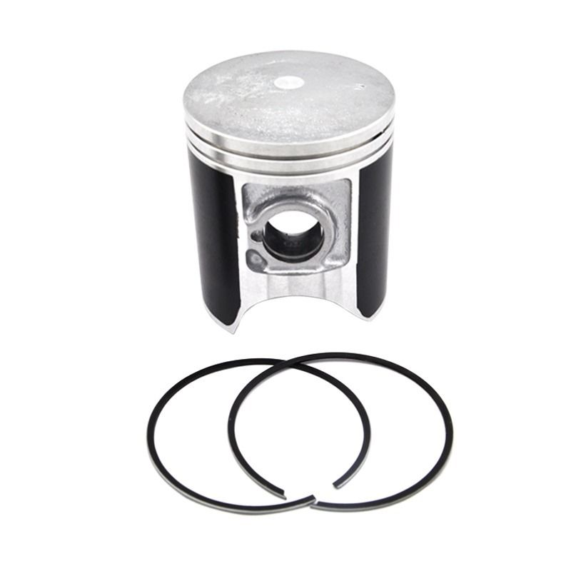 High performance 66mm bore Chromium aluminium motorcycle piston kit cylinder piston&ring for Honda CRM250(China (Mainland))