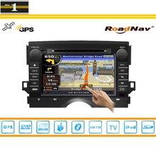 For Toyota Mark-X 2009~2015 Car DVD Player GPS Navigation Radio CD TV iPod BT HD Screen S100 Multimedia System