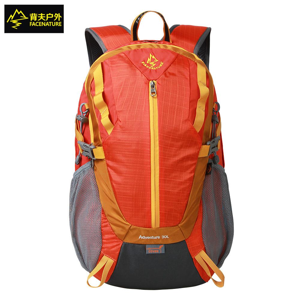 Facenature 30L Climbing bag Hiking bag Travel bag Climbing backpack Hiking Backpack Travel Backpack free shipping to Russia