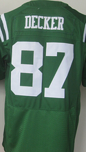 New York Jets ,Men's 15 Brandon Marshall 22 Matt Forte 24 Darrelle Revis 87 Eric Decker elite s,White and Green(China (Mainland))