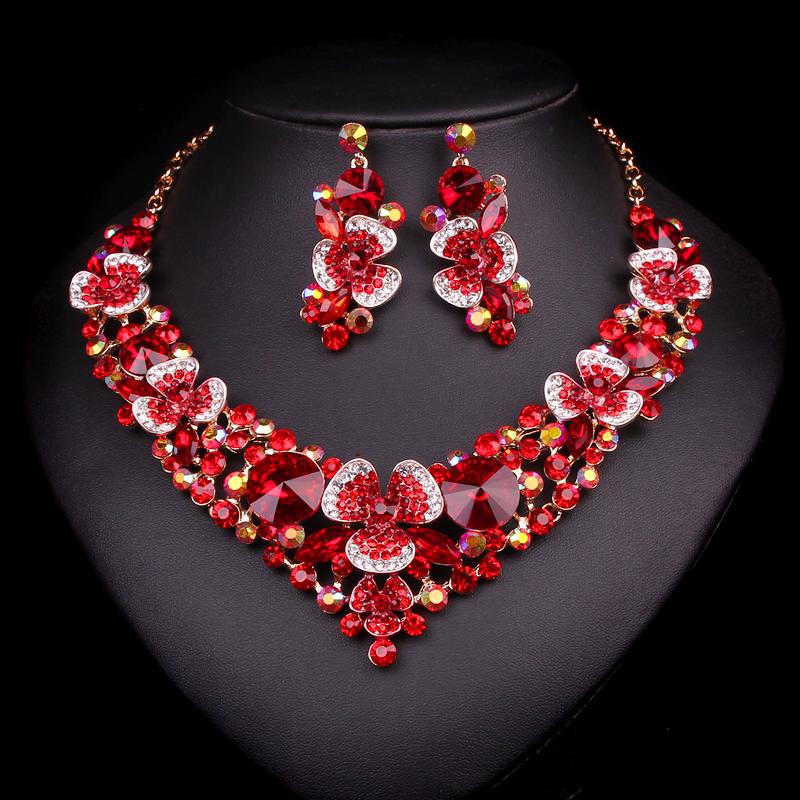 Big Fashion Jewelry Sets
