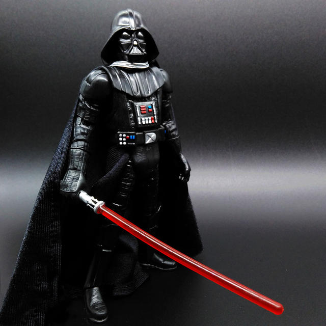 1Pcs Star Wars Darth Vader Revenge Of The Sith Auction 3.75″ FIGURE