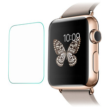 HOT Tempered Glass Screen Protector for apple watch 42mm Premium Explosion Proof Clear Toughened Protective Film