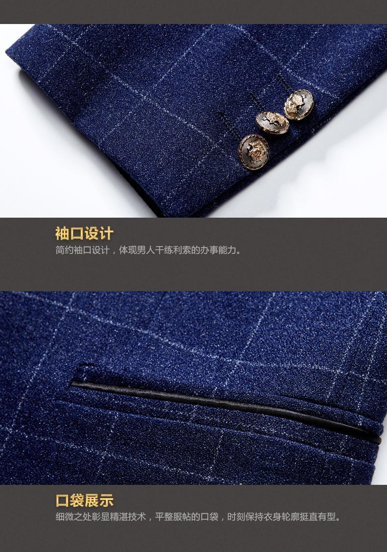 HTB1Q47cQXXXXXaNXFXXq6xXFXXXO - MS50 2017 Standard Collar Classic Custom Made Men suit Blazers Retro gentleman style tailor made slim fit wedding suits for men