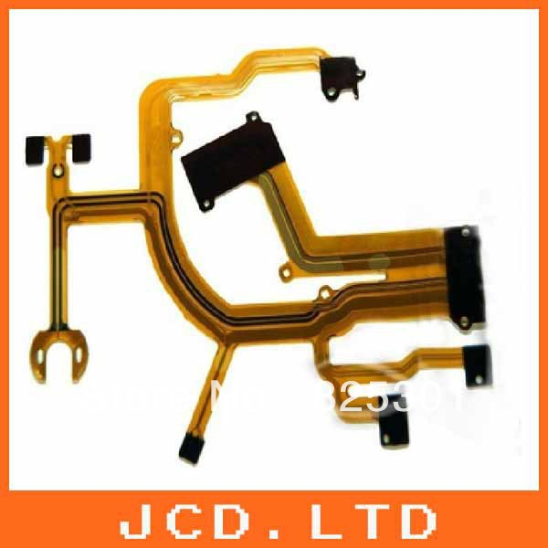 Replacement Lens back Flex Cable for Canon Powershot G10 G11 G12 camera Repair parts