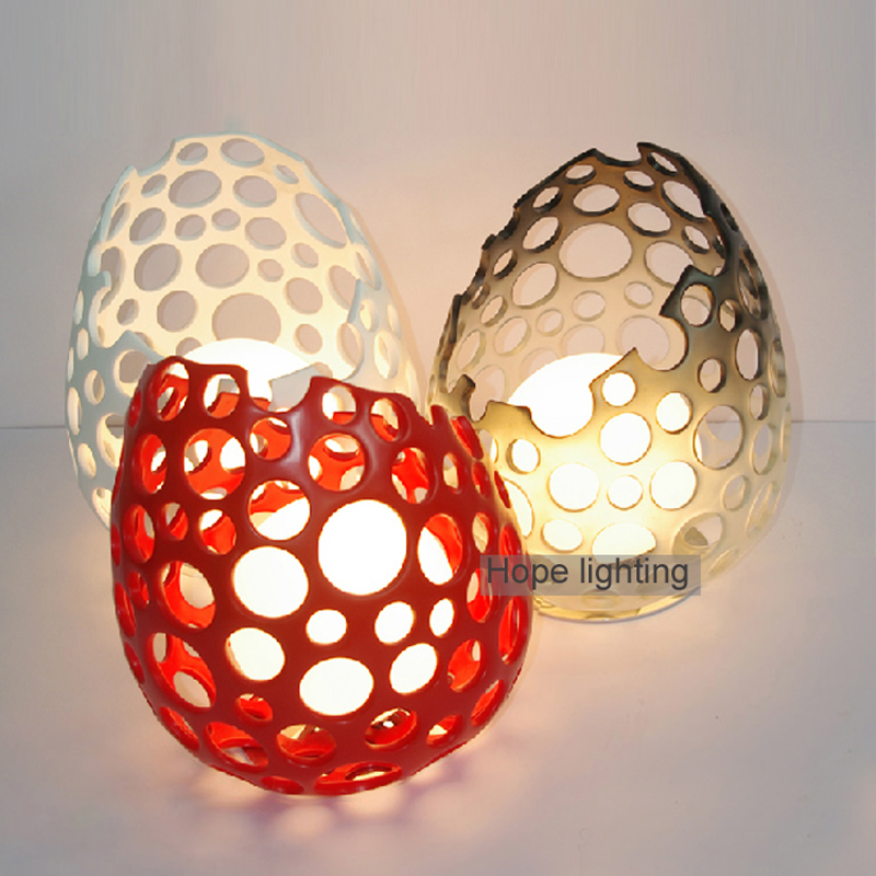 bedroom contemporary table lamps glass table lamp Home Decorators Collection living room light table lamp guest room resin shade(China (Mainland))