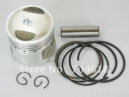 Wholesale Motorcycle and Atv Quad and Dirt Bike of Piston for Engine parts of 125cc and 150cc and 110cc with 24 months Guarantee