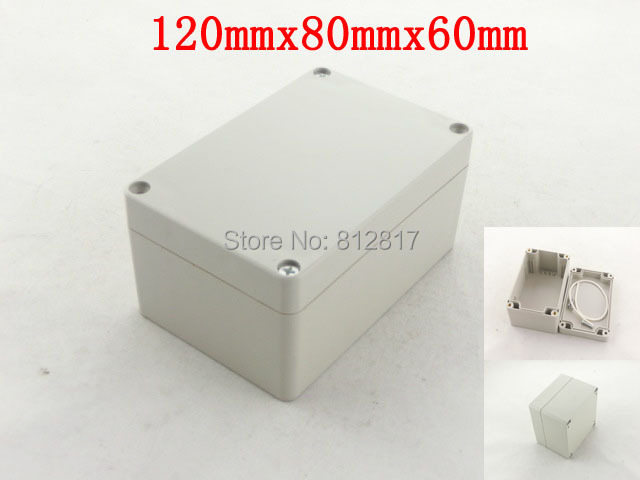 Hinged Electrical Box : Mm waterproof plastic case diy junction box joint