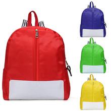 2015 Fashion Student School Bag Girl Casual Travel Rucksack Infant Park SchoolBag Childrens Backpack 1pcs Canvas Mochila(China (Mainland))