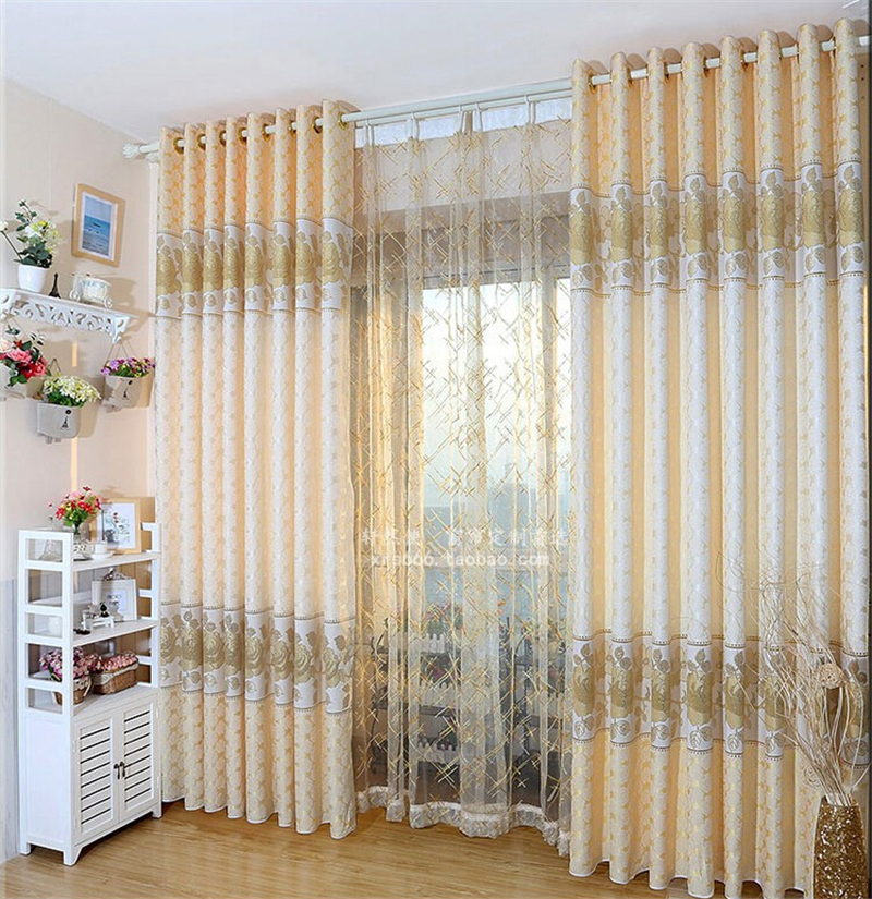 Popular striped silk curtain fabric buy cheap striped silk for B q living room curtains