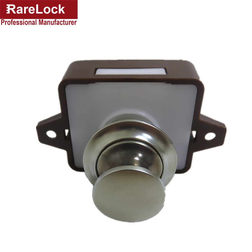 Rarelock Push Button Cabinet Lock - 239.8KB