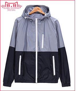 New jacket men biker windbreaker jaqueta de masculina mens jackets and coats motorcycle casaco veste homme 61311
