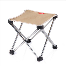 NH15D012-M Outdoor Aluminium Alloy Fishing Chair Portable Folding chair(China (Mainland))