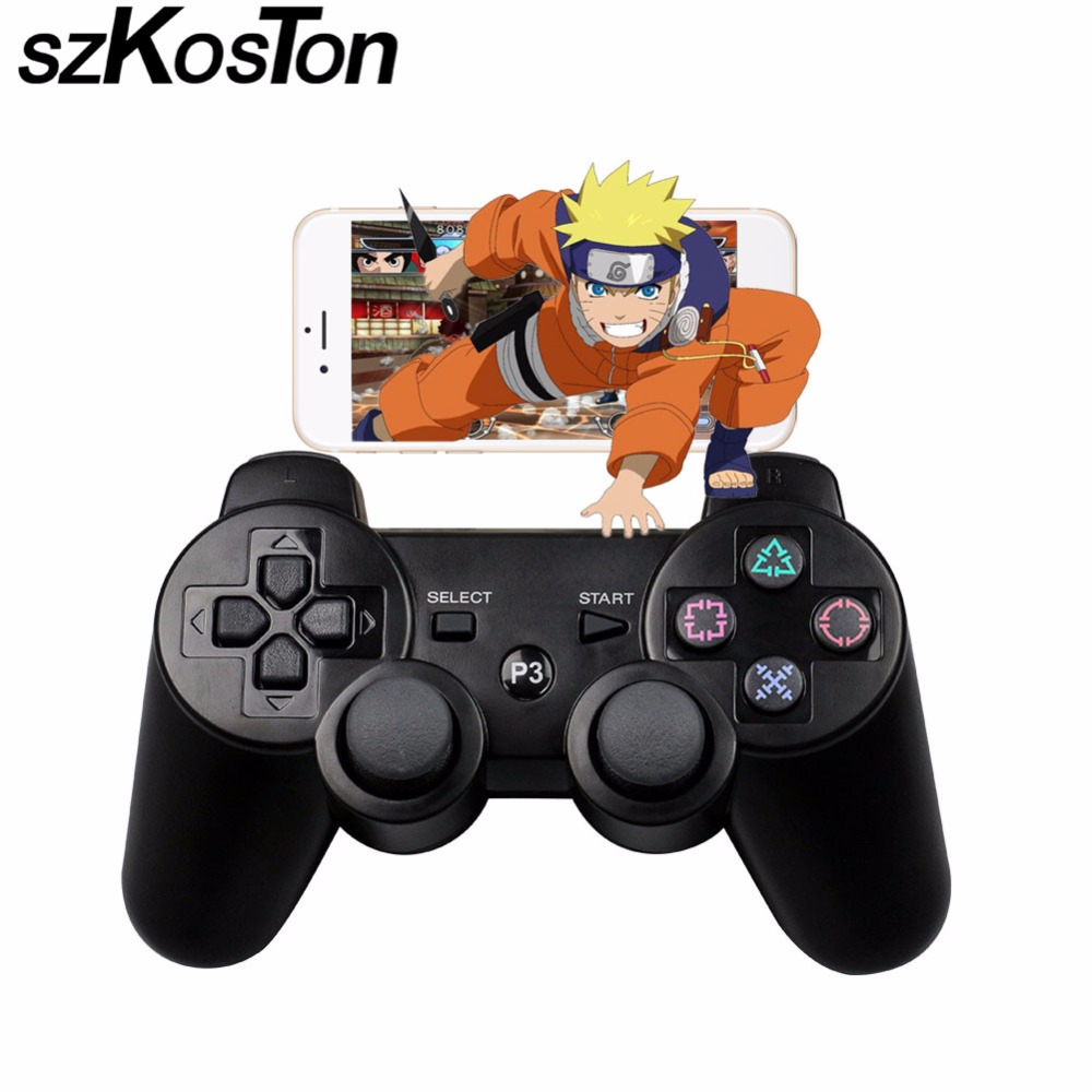 Wireless Bluetooth Game Controller Joypad Game Controller RemoteFor sony playstation 3 PS3 Controle Joystick Gamepad(China (Mainland))